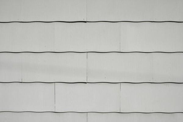Gray Scalloped Asbestos Siding Shingles Texture - Free High Resolution Photo