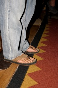 Jeans and Flip Flops - Free High Resolution Photo