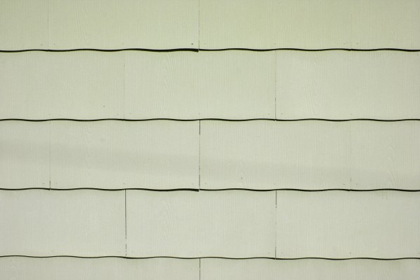 Khaki Scalloped Asbestos Siding Shingles Texture - Free High Resolution Photo