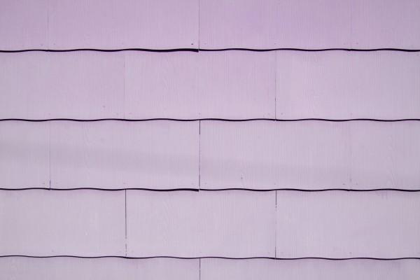 Lavender Scalloped Asbestos Siding Shingles Texture - Free High Resolution Photo