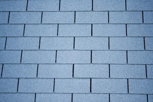 Light Blue Asphalt Roof Shingles Texture - Free High Resolution Photo