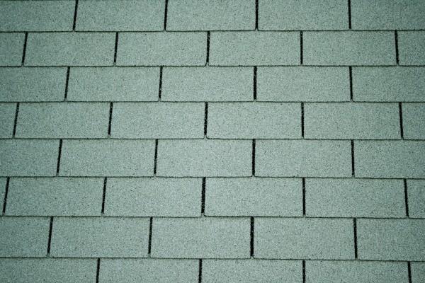 Light Green Asphalt Roof Shingles Texture - Free High Resolution Photo