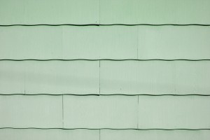 Light Green Scalloped Asbestos Siding Shingles Texture - Free High Resolution Photo