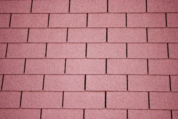 Light Red Asphalt Roof Shingles Texture - Free High Resolution Photo
