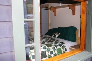 Looking Through Bedroom Window - Free High Resolution Photo