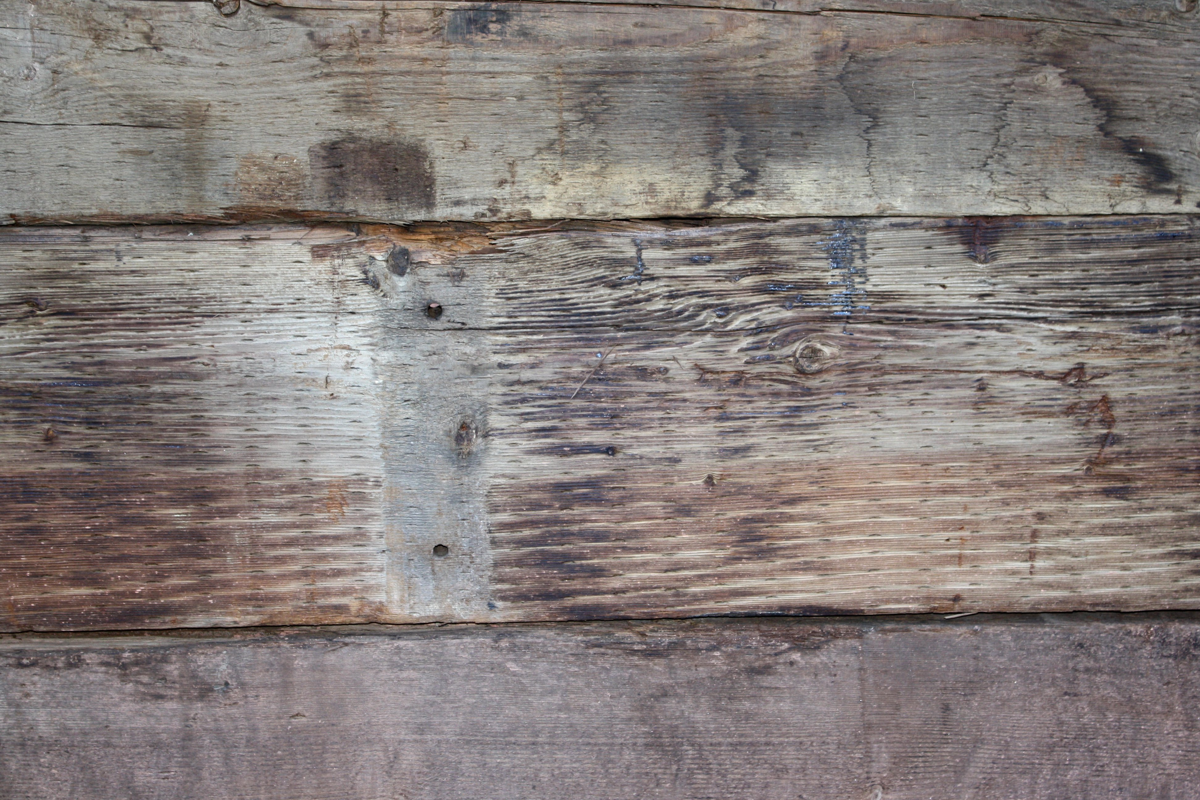 Old wooden boards close up texture picture free