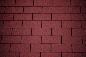 Red Asphalt Roof Singles Texture - Free High Resolution Photo