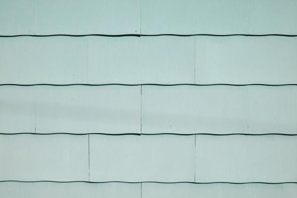 Sage Green Scalloped Asbestos Siding Shingles Texture - Free High Resolution Photo