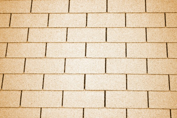 Sandy Tan Asphalt Roof Shingles Texture - Free High Resolution Photo