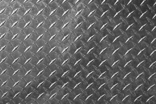 Silver Textured Sheet Metal Texture Picture