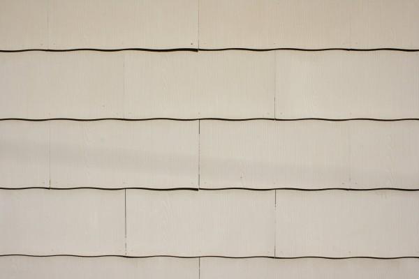 Tan Scalloped Siding Texture - Free High Resolution Photo