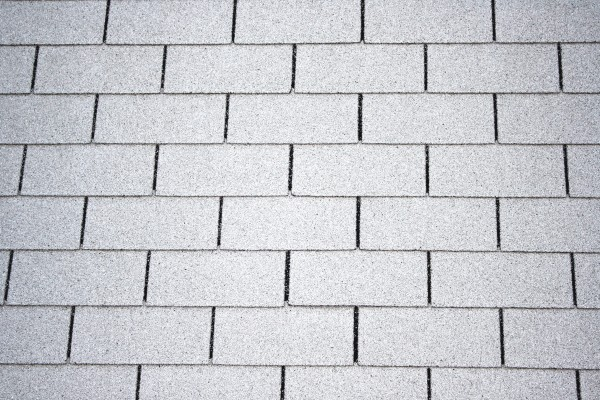 White Asphalt Roof Shingles Texture - Free High Resolution Photo
