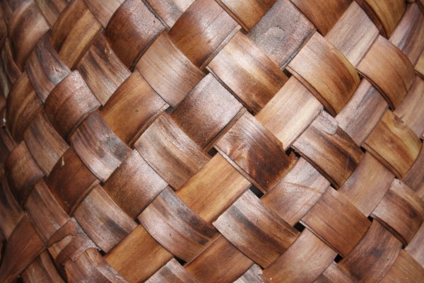 Woven Basket Texture - Free High Resolution Photo