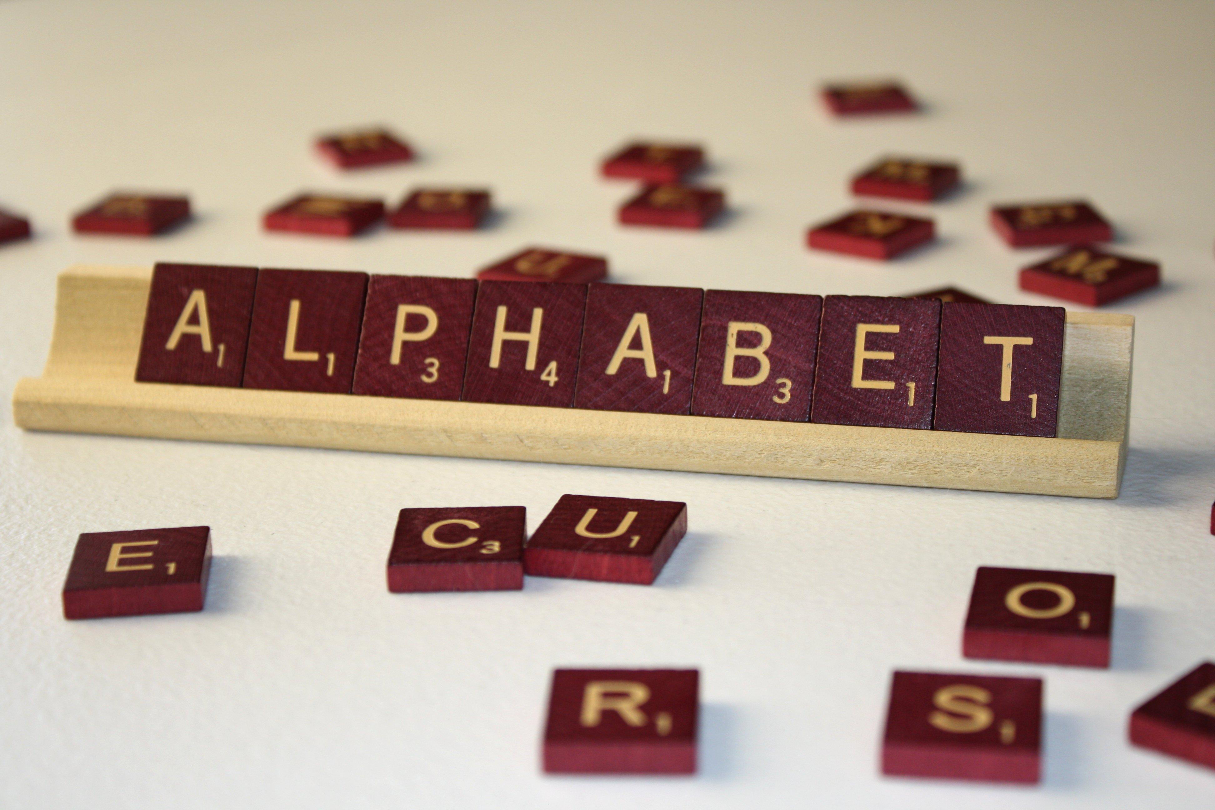 Alphabet Picture Free Photograph Photos Public Domain