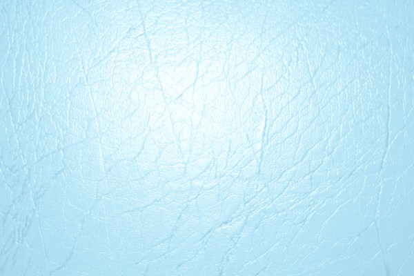 Baby Blue Leather Texture - Free High Resolution Photo