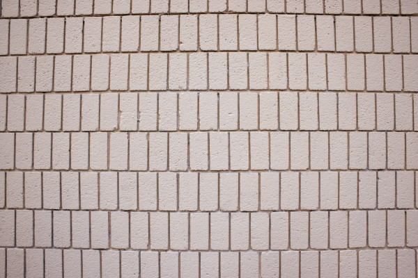 Beige Brick Wall Texture with Vertical Bricks - Free High Resolution Photo