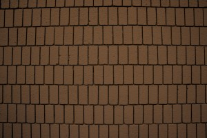 Brown Brick Wall Texture with Vertical Bricks - Free High Resolution Photo