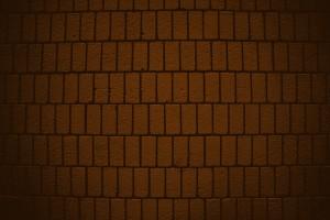 Dark Orange Brick Wall Texture with Vertical Bricks - Free High Resolution Photo