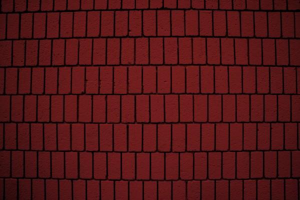 Dark Red Brick Wall Texture with Vertical Bricks - Free High Resolution Photo