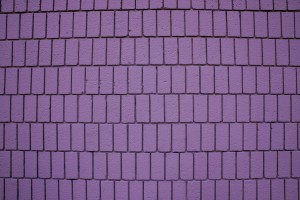 Dusty Purple Brick Wall Texture with Vertical Bricks - Free High Resolution Photo