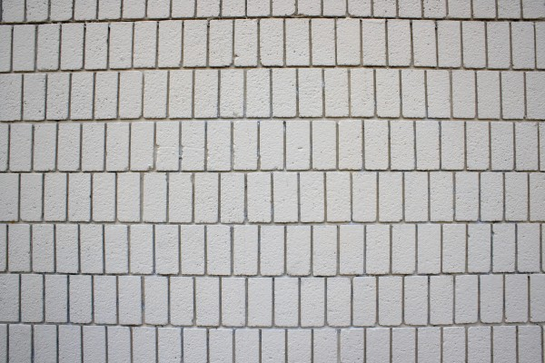 Ivory Brick Wall Texture with Vertical Bricks Picture ...
