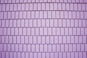 Lavender Brick Wall Texture with Vertical Bricks - Free High Resolution Photo