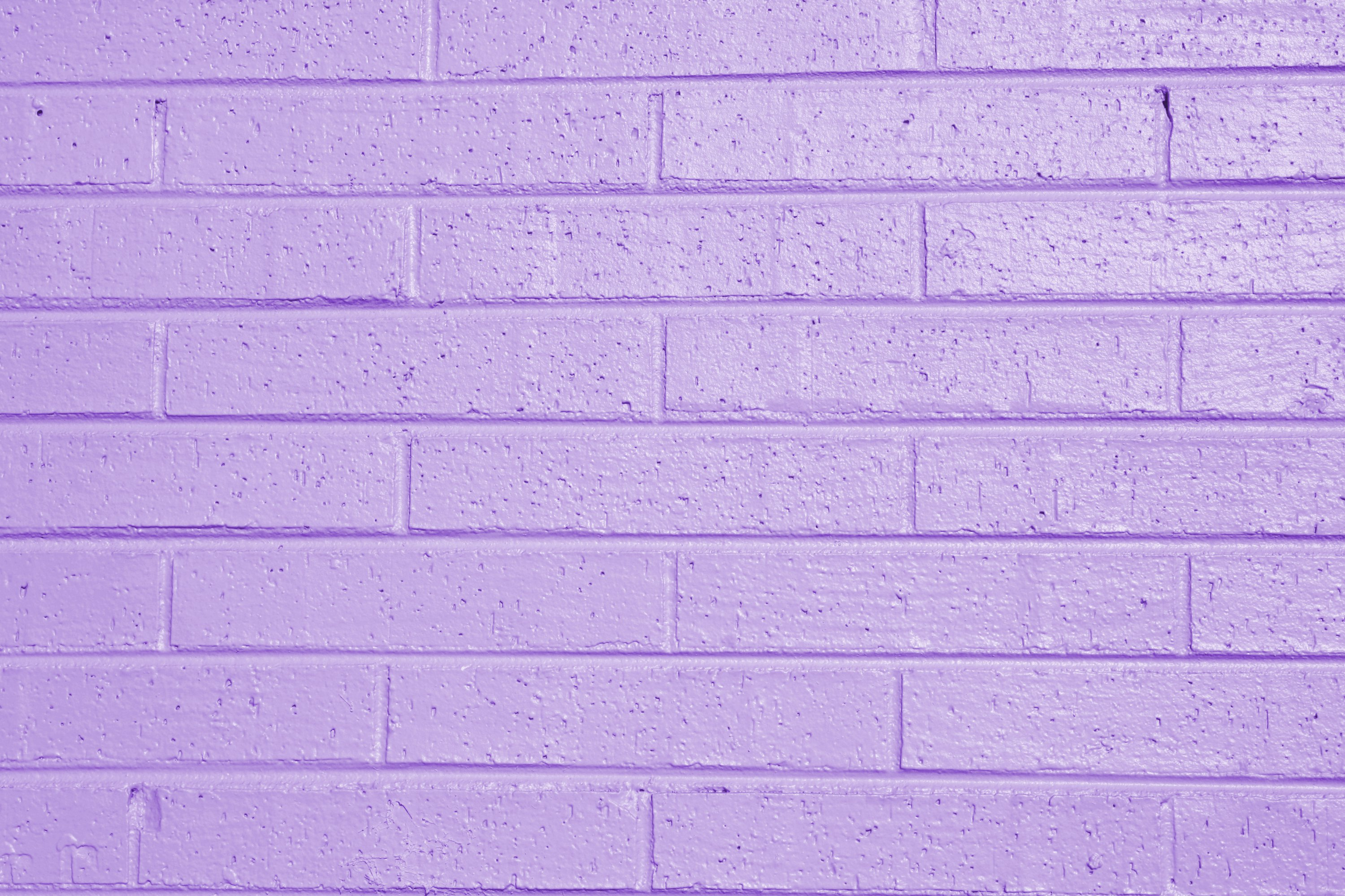 lilac or lavender painted brick wall texture picture