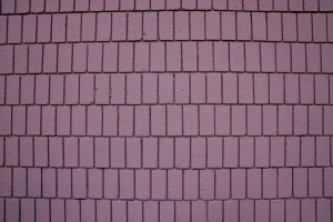 Mauve Brick Wall Texture with Vertical Bricks - Free High Resolution Photo