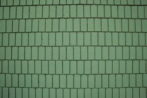 Sage Green Brick Wall Texture with Vertical Bricks - Free High Resolution Photo