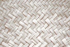 White Woven Straw Texture - Free High Resolution Photo