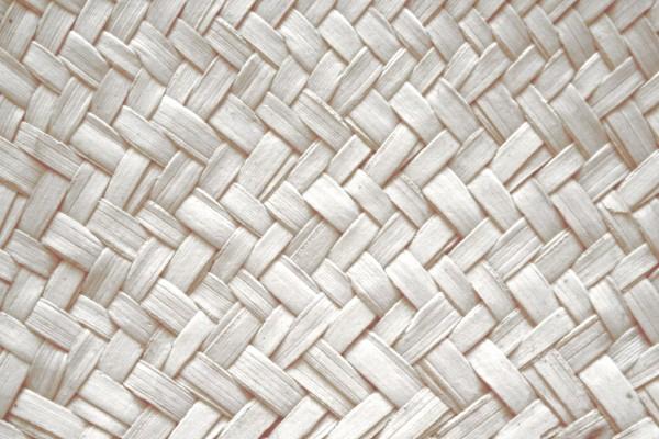 White Woven Straw Texture - Free High Resolution Photo