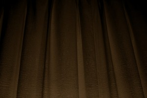 Dark Brown Curtains Texture - Free high resolution photo