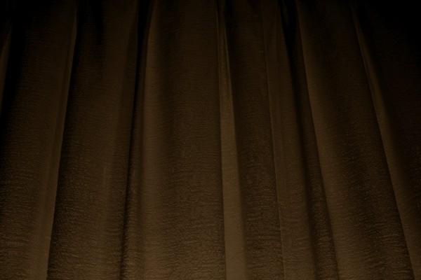 Dark Brown Curtains Texture - Free high resolution photo
