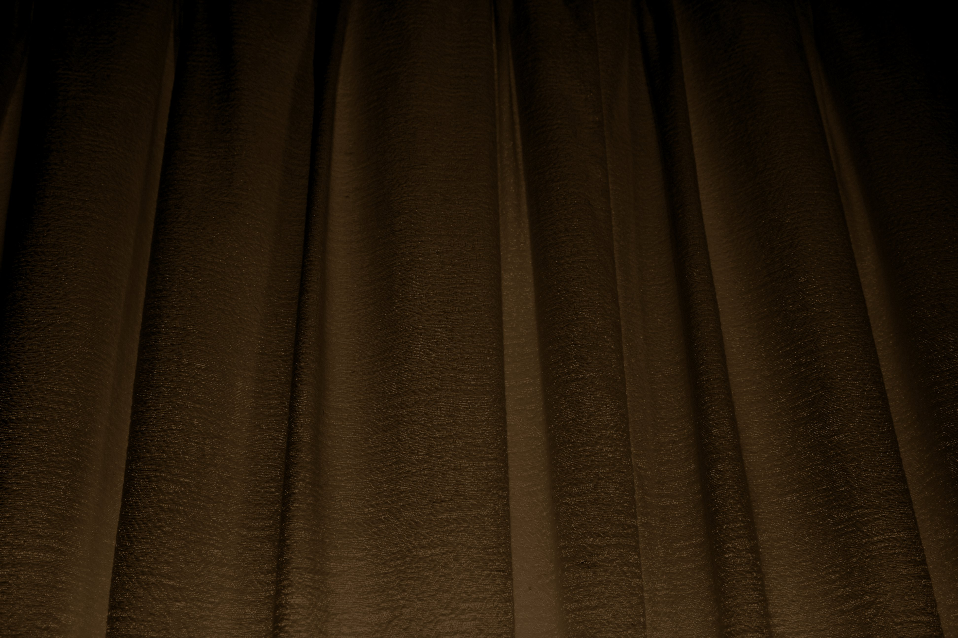 Dark Brown Curtains Texture Picture | Free Photograph | Photos Public ...