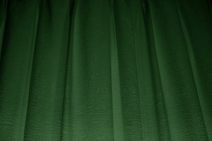 Forest Green Curtains Texture - Free High Resolution Photo