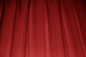 Red Curtains Texture - Free High Resolution Photo