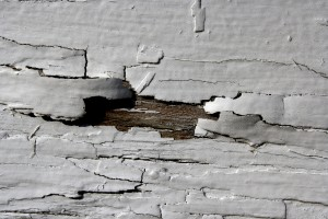 White Peeling Paint Texture - Free High Resolution photo
