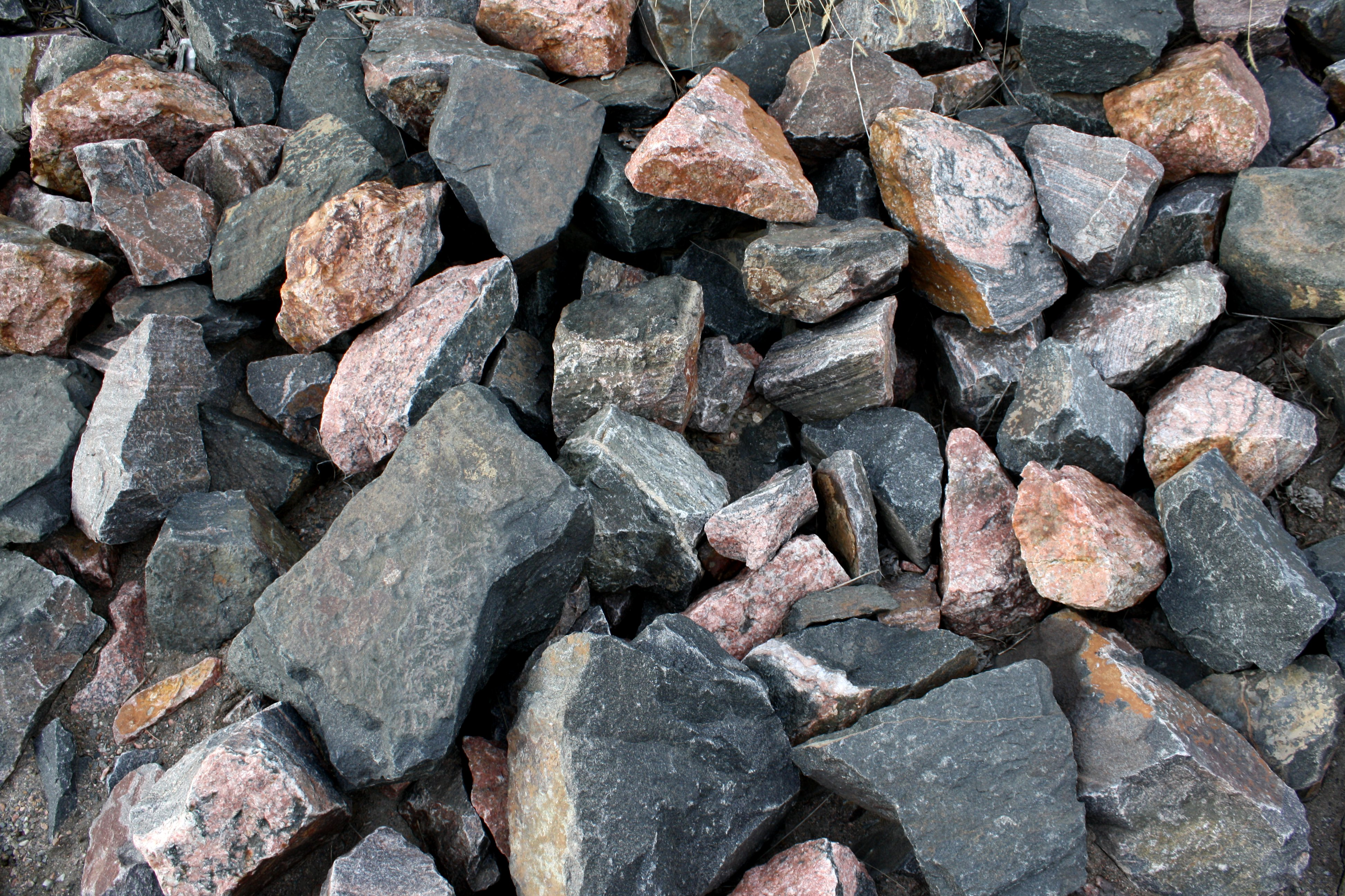 Big Black and Red Rocks Texture Picture | Free Photograph | Photos ... Rocks