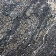 Black Schist Rock Texture with Diagonal Bands - Free High Resolution Photo