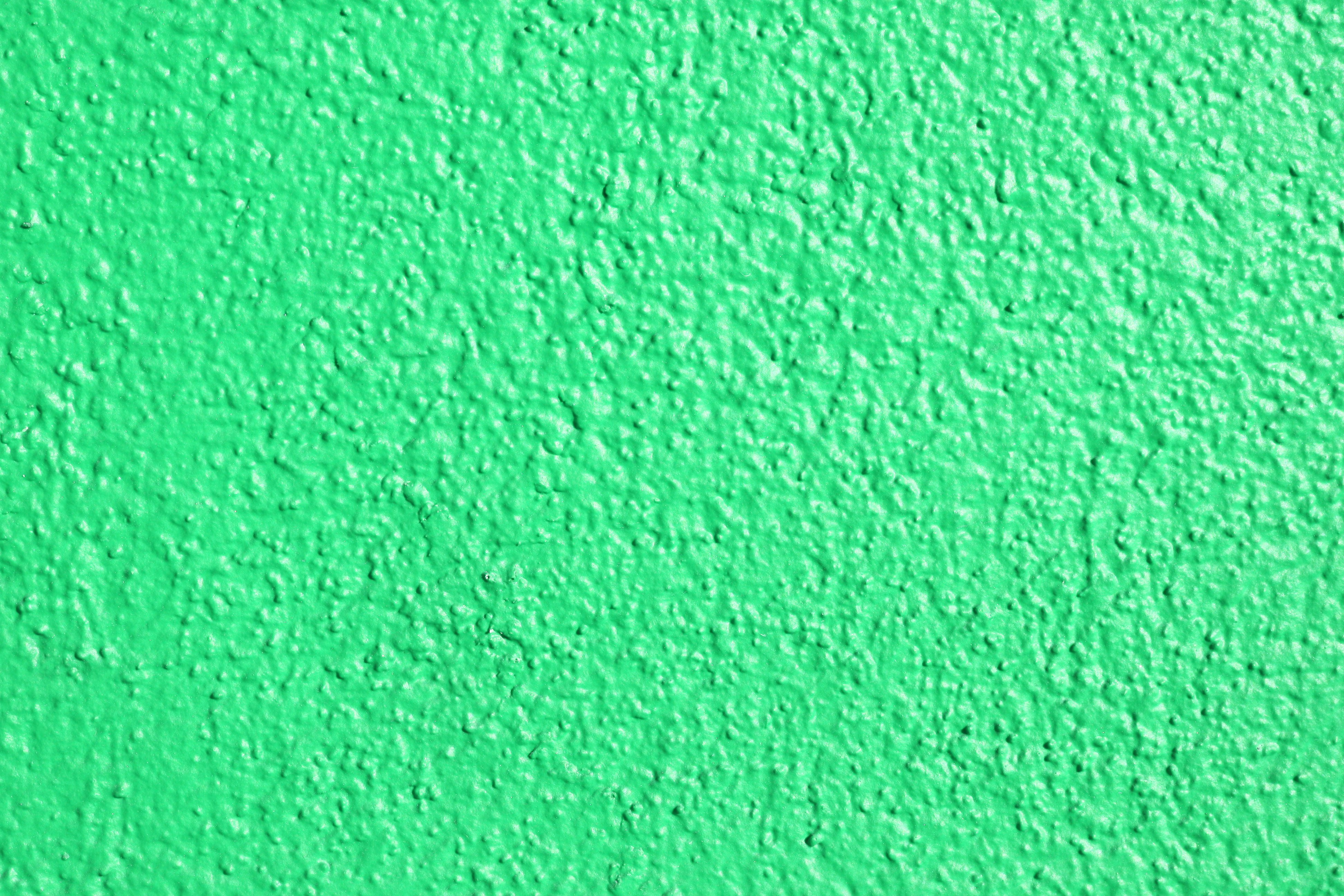 Green Painted Wall Texture