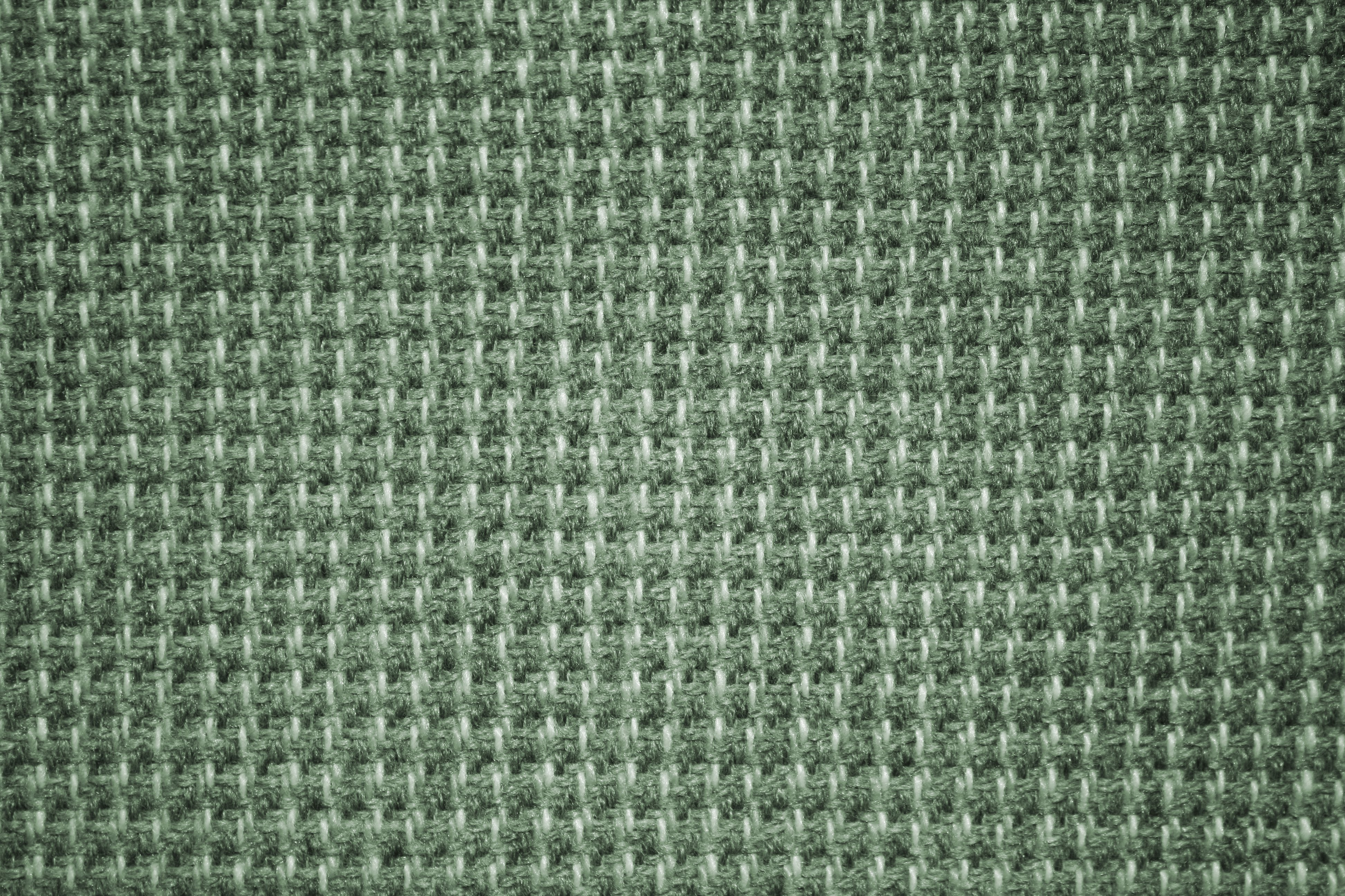 green upholstery fabric texture