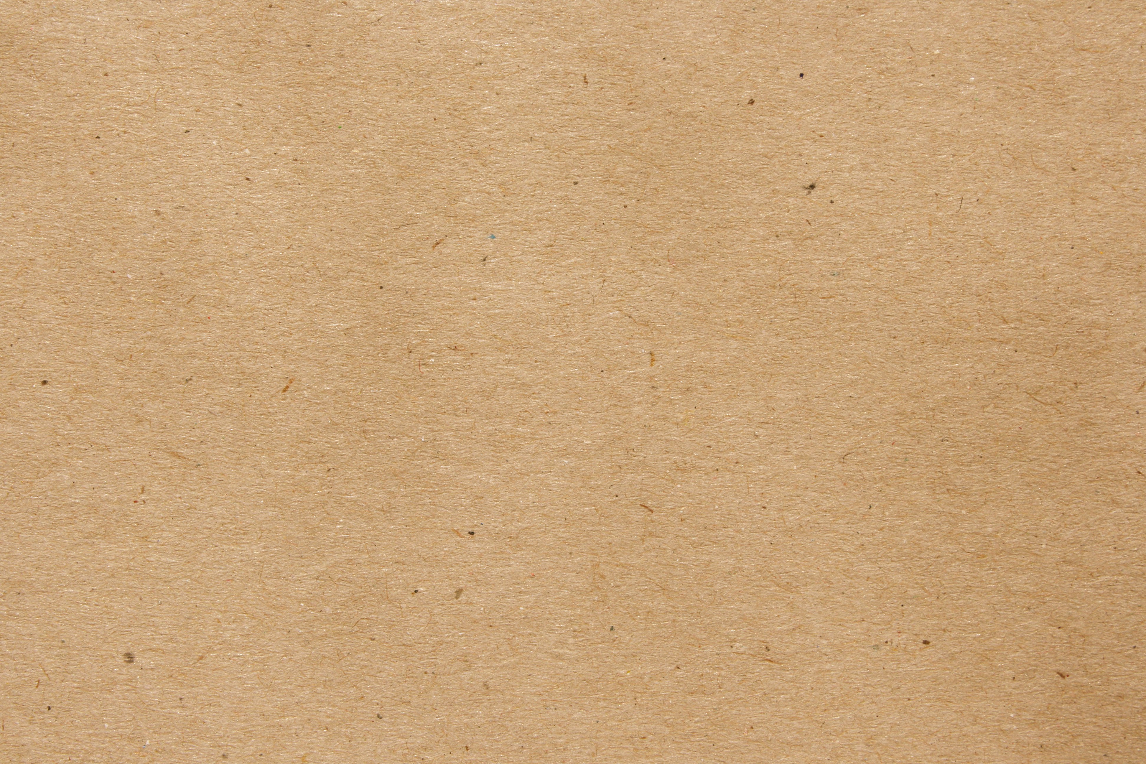 Light Brown or Tan Paper Texture with Flecks - Free High Resolution    Brown Paper Texture