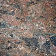 Mica Schist Rock Texture with Red Feldspar, Black Biotite and White Quartz - Free High Resolution Photo