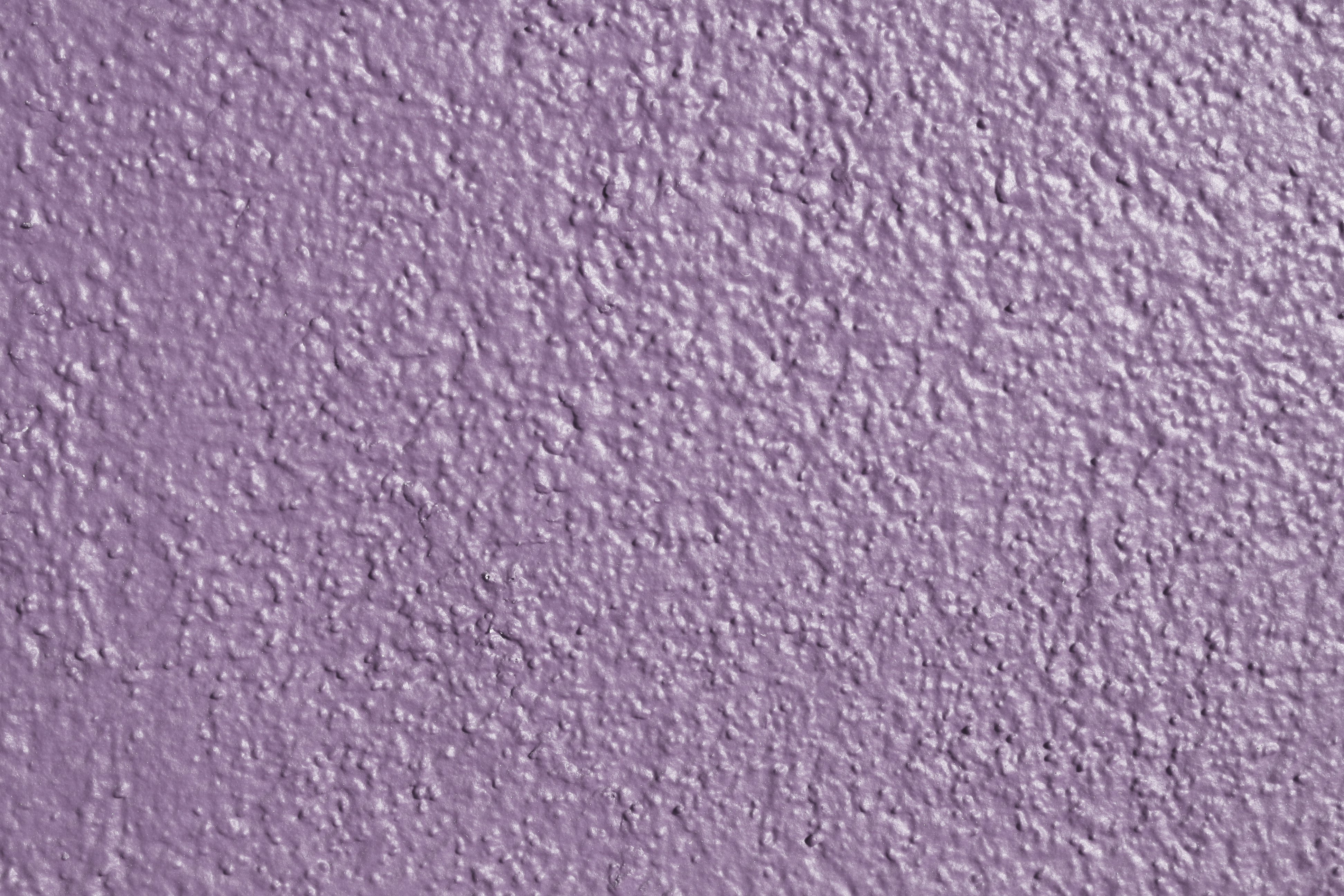 Purple Heather Colored Painted Wall Texture