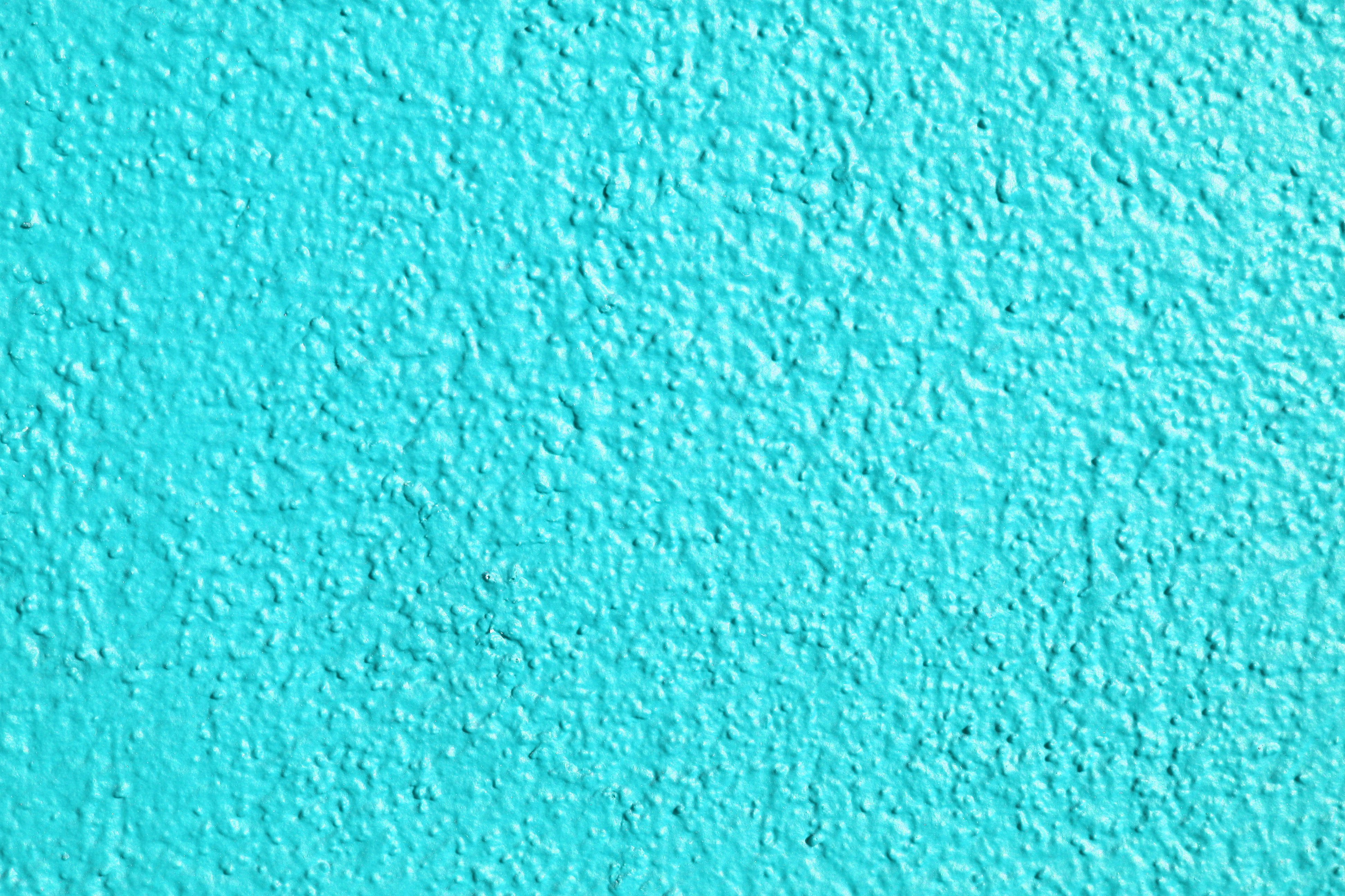 The Texture Of Teal And Turquoise: Teal Painted Wall Texture Picture
