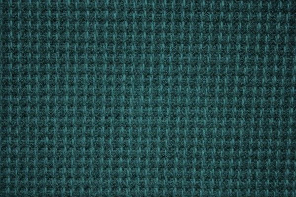 Teal Upholstery Fabric Texture - Free High Resolution Photo
