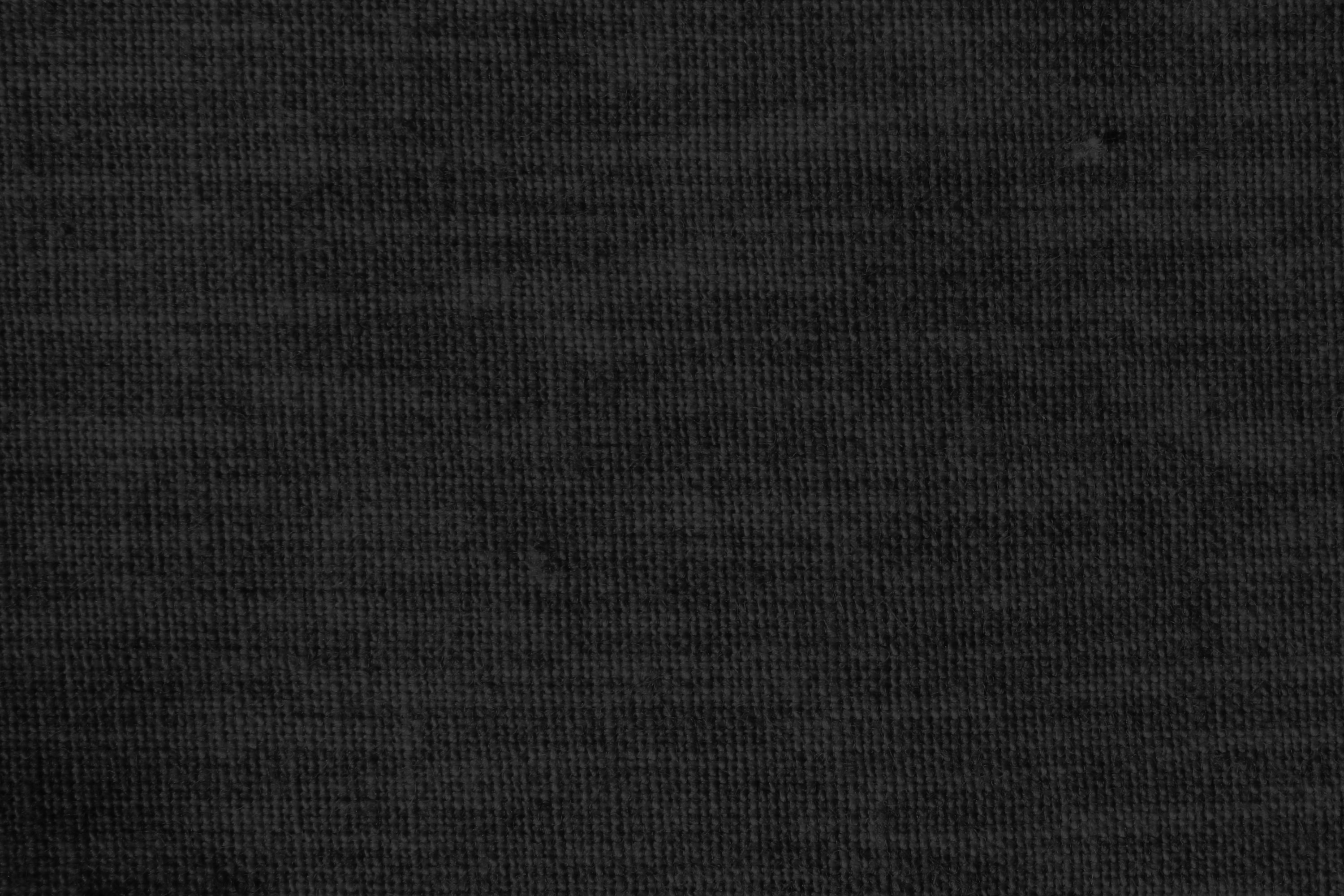 Black woven fabric close up texture picture free for Black fabric