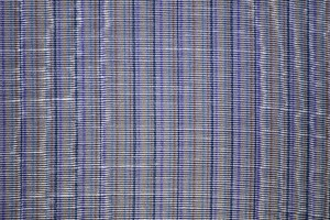 Blue and Gold Striped Upholstery Fabric Texture - Free High Resolution Photo