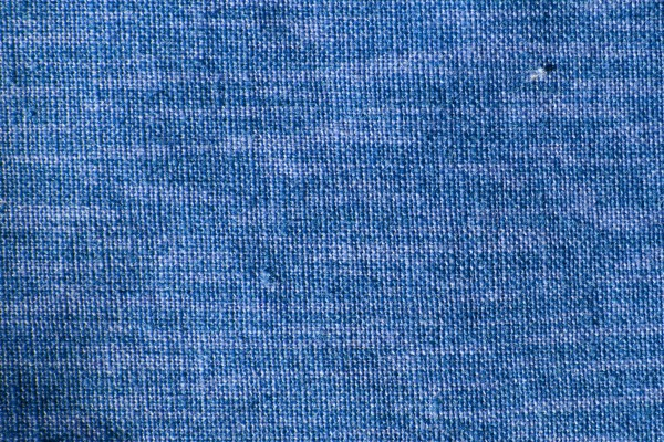 Blue Woven Fabric Close Up Texture - Free High Resolution Photo