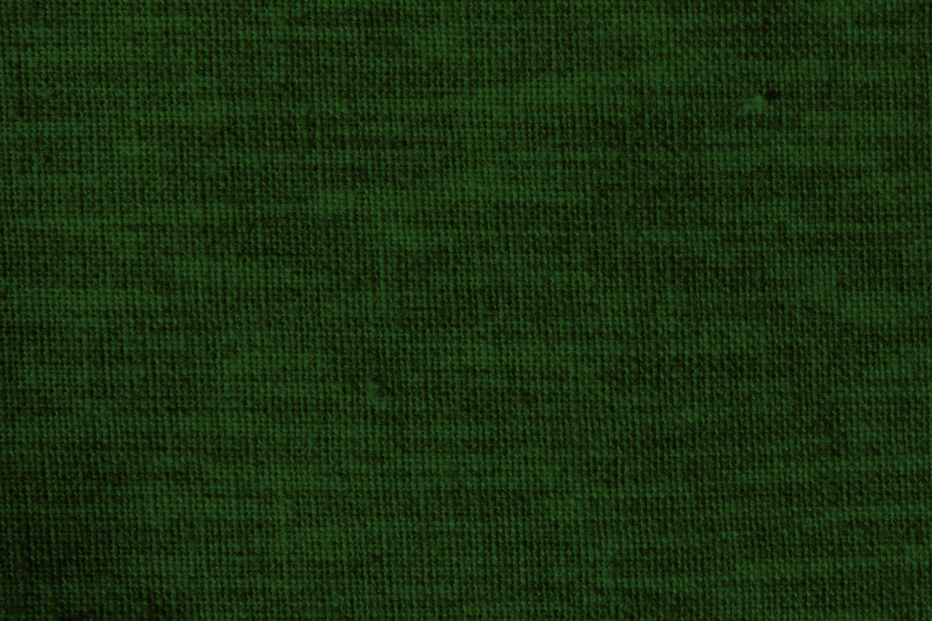 Forest Green Woven Fabric Close Up Texture Picture Free